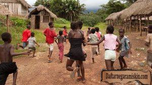 Negara Miskin Liberia