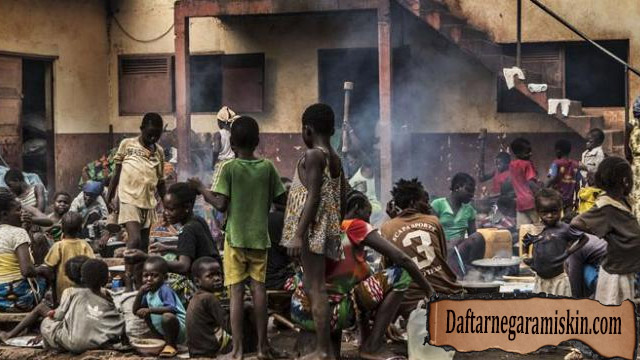 Nigeria Penduduk Miskin Terbanyak Di Dunia