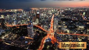 Negara Jepang Termaksut Negara Kaya