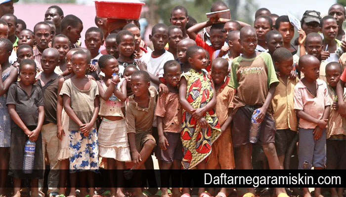 Fakta Ironis Burundi