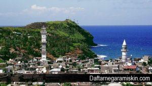 Fakta Menarik Tentang Negara Komoro