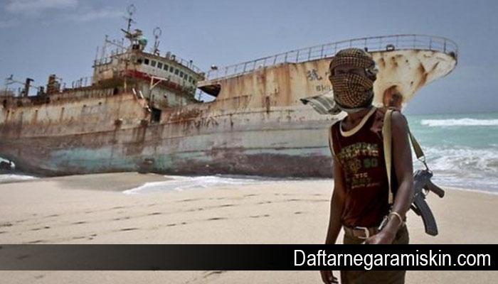 Fakta di Balik Perompak Somalia