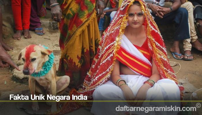 Fakta Unik Negara India