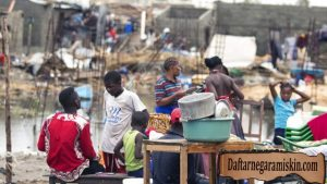Biografi Negara Mozambik