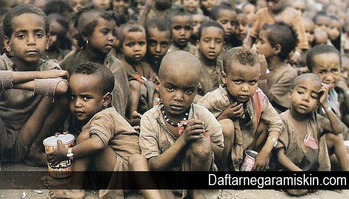 Fakta Miris Negara Negara Termiskin di Dunia