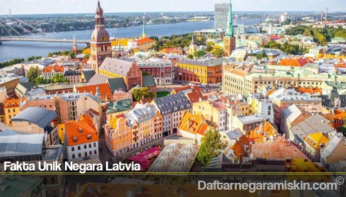 Fakta Unik Negara Latvia
