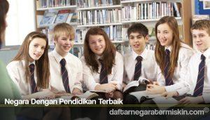 Negara Dengan Pendidikan Terbaik