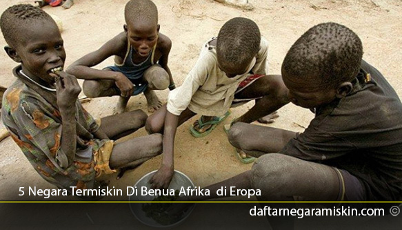 5-Negara-Termiskin-Di-Benua-Afrika